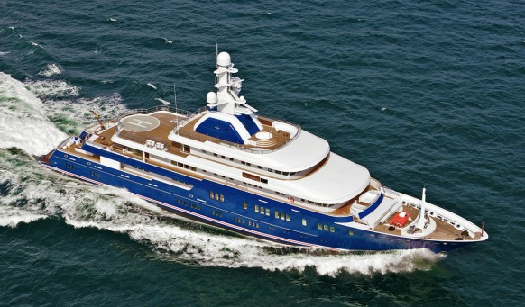 NORTHERN STAR motor yacht