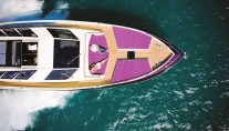 Numarine 78HT yacht HIP NAUTIST From Above