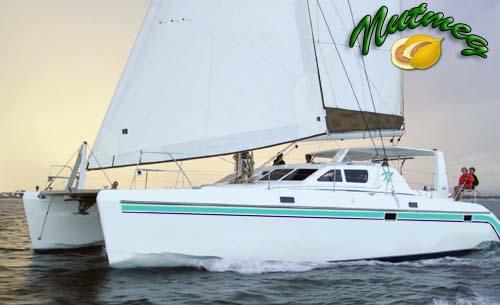 Sailing Catamaran Nutmeg