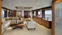 OA120 Yacht - Interior Photo by S. Cridland