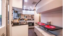 OCEAN DRIVE superyacht - Galley