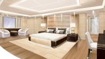 OPari3 superyacht - Owners suite