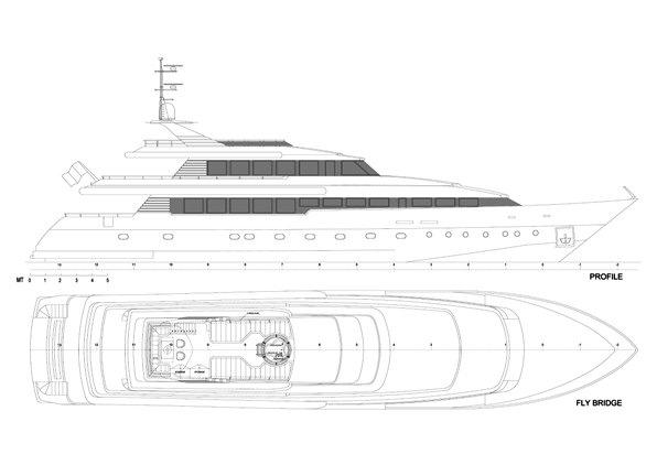 ORION Yacht Charter Details Siar Moschini Build Golden Yachts