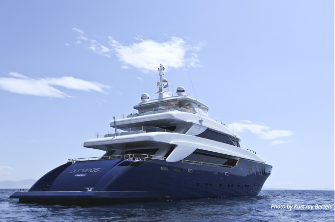 Motor yacht OURANOS