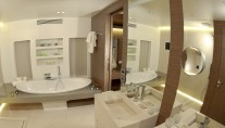OURANOS Master Bathroom