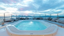 OURANOS SUPERYACHT SWIMMING POOL