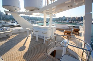 OURANOS TOO -  SunDeck