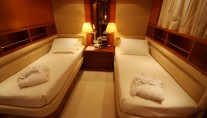 OURANOS TOO -  Twin Cabin