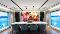 OURANOS YACHT - FORMAL DINING