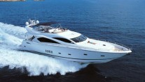 Sunseeker Charter Yachts in Adriatic Sea
