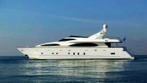 Azimut Charter Yachts in Greece