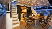 Obsession -  Aft Deck