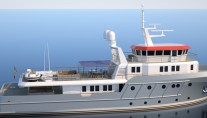 Ocean King 130 superyacht by Cantieri Navali Chioggia