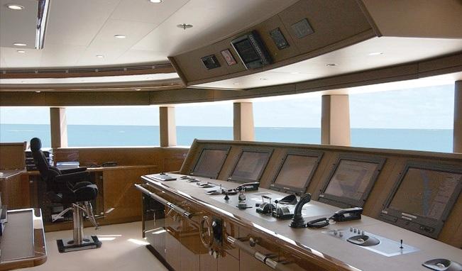 ALFA NERO Yacht Charter Details, Oceanco | CHARTERWORLD Luxury Superyachts