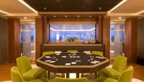 Oceanco Yacht NIRVANA -  Card Table