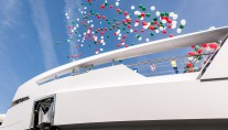 Official launch of motor yacht Rossi Navi 49m Aurora