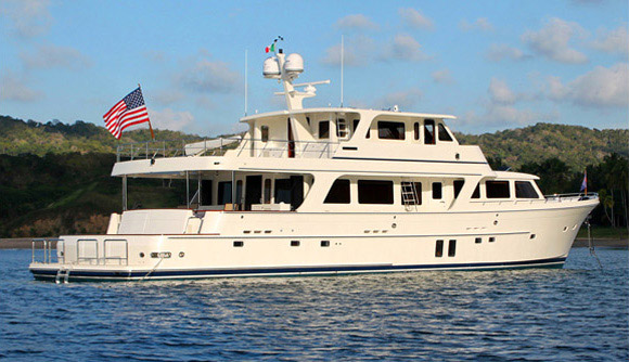 Motor Yacht Offshore 90 Voyager