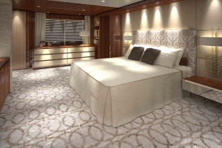 Only One yacht accommodation
