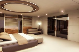 Onwer Cabin on the superyacht BaiaMare - Image courtesy of Ned Ship Group.png