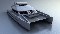 Open Ocean 750 Expedition Sports Yacht Quo Vadis designed by Du Toit Yacht Design