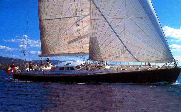Sailing Yacht Opium