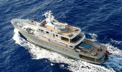 Motor Yacht Flinders