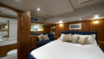 Oyster 575 ON LIBERTY -  Master Cabin