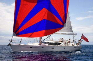 Oyster 575 ON LIBERTY -  Sailing