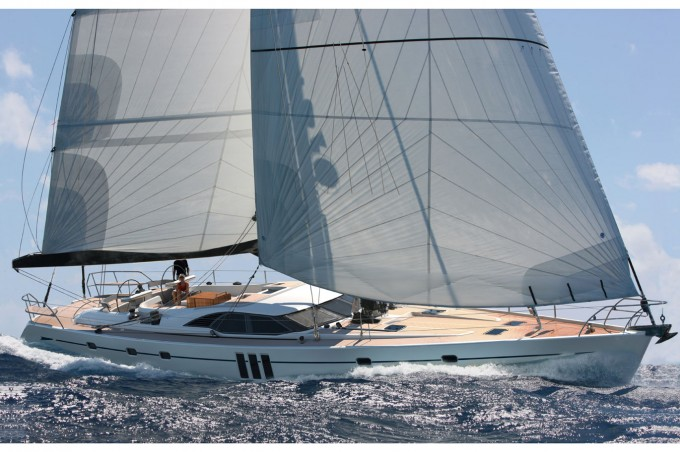 Sailing Yacht Oyster 725