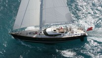 Oyster 82 Sailing yacht