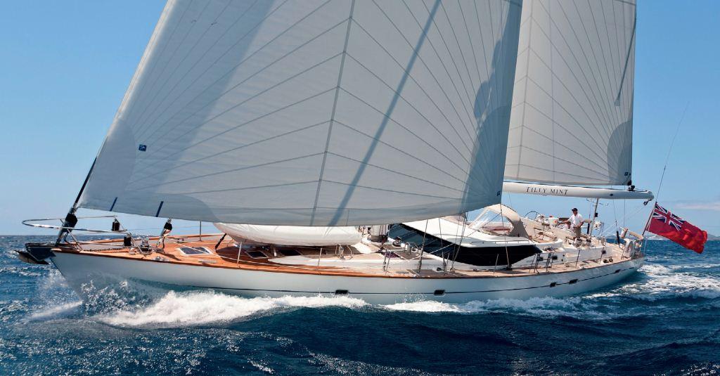 rosalien sailing yacht boat - photo #24