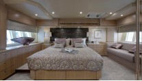 Oyster 885 Yacht CLARE -  Master Cabin