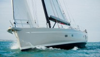 Oyster 885 sailing yacht Lush