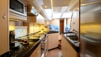 Oyster sail yacht VAMOS -  Galley