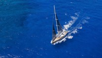 P2 by Perini Navi from above