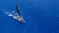 P2 by Perini Navi sailing