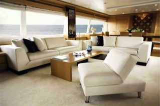 PANFELISS Motor Yacht -   Salon Seating