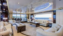 PARAM JAMUNA IV Yacht - Salon -  - Photo Alberto Cocchi