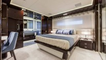 PARAM JAMUNA IV yacht accommodation  - Photo Alberto Cocchi