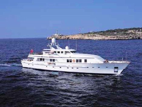 Yacht PASSIONATA