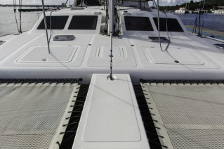 PEGASUS OF LONDON - Foredeck