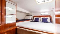 PEGASUS OF LONDON - Guest cabin