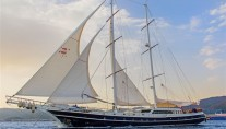 Luxury Sailing Gulet PERLA DEL MAR II