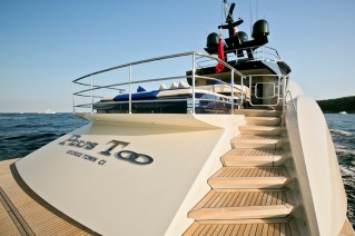 PJ135 PLUS TOO -  Stern
