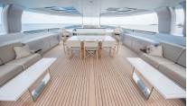POLLY Sundeck view aft