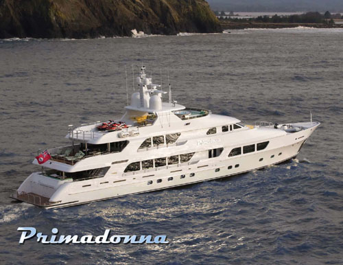 Motor Yacht MATCH POINT (ex VF-15, PRIMADONNA)