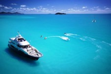PRINCESS ILUKA -  In the Whitsundays