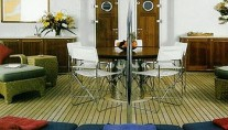 PRIVATE LIVES - Lower Aft Deck