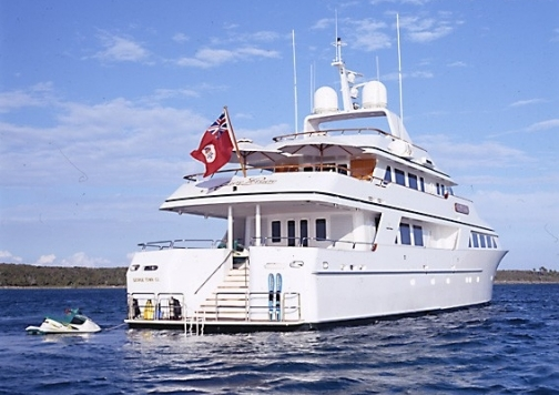 M/Y LADY J (ex PURE BLISS)