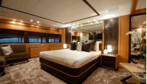 PURE ONE - Main Deck Master Cabin